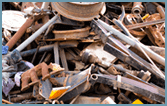 Description of the activities of buying and selling ferrous scrap and waste