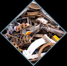 Изкупуване и продажба на отпадъци от черни метали