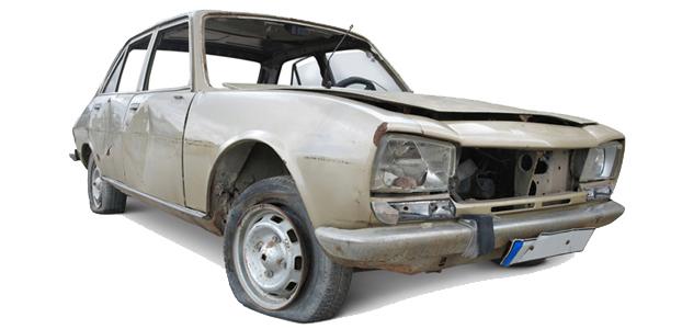 Стара кола за скрап | Nordholding