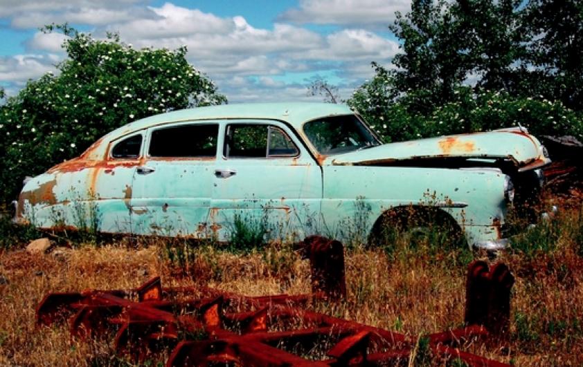 Изоставен автомобил | Nord Holding AD
