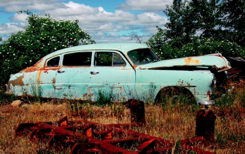 Изоставен автомобил | Норд Холдинг АД