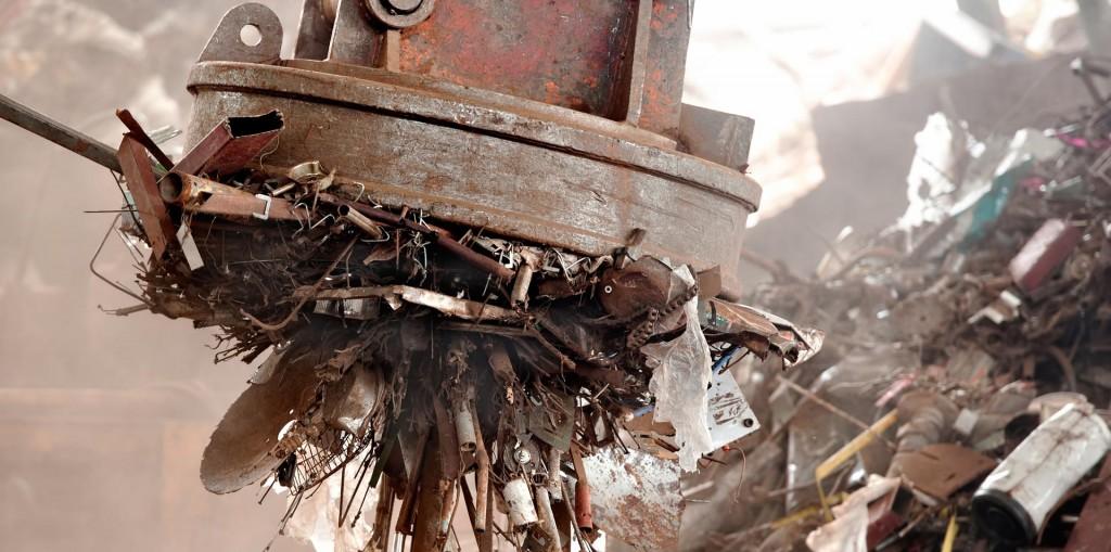 Buying scrap and setting its value | NORD Holding AD