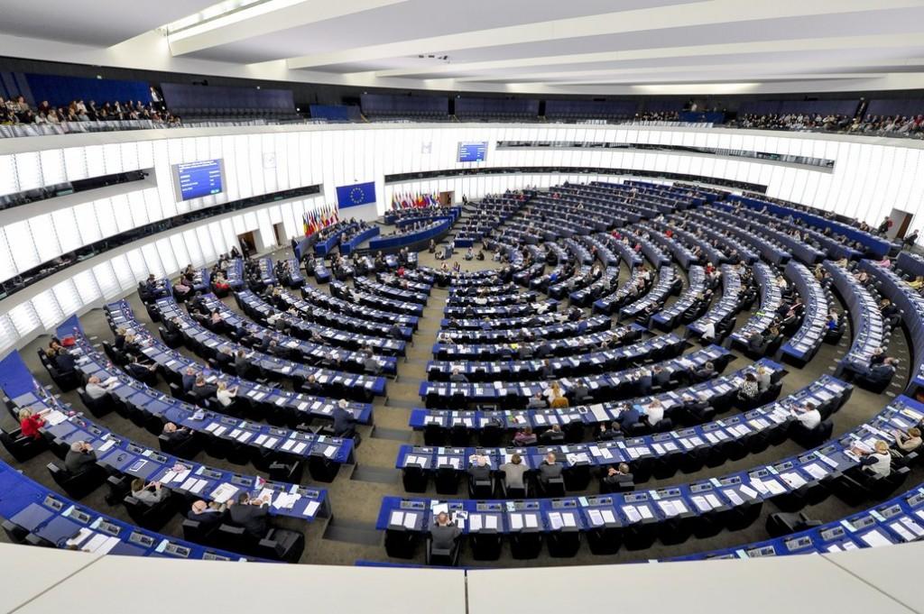 Европейски парламент снимка | NORD Holding AD