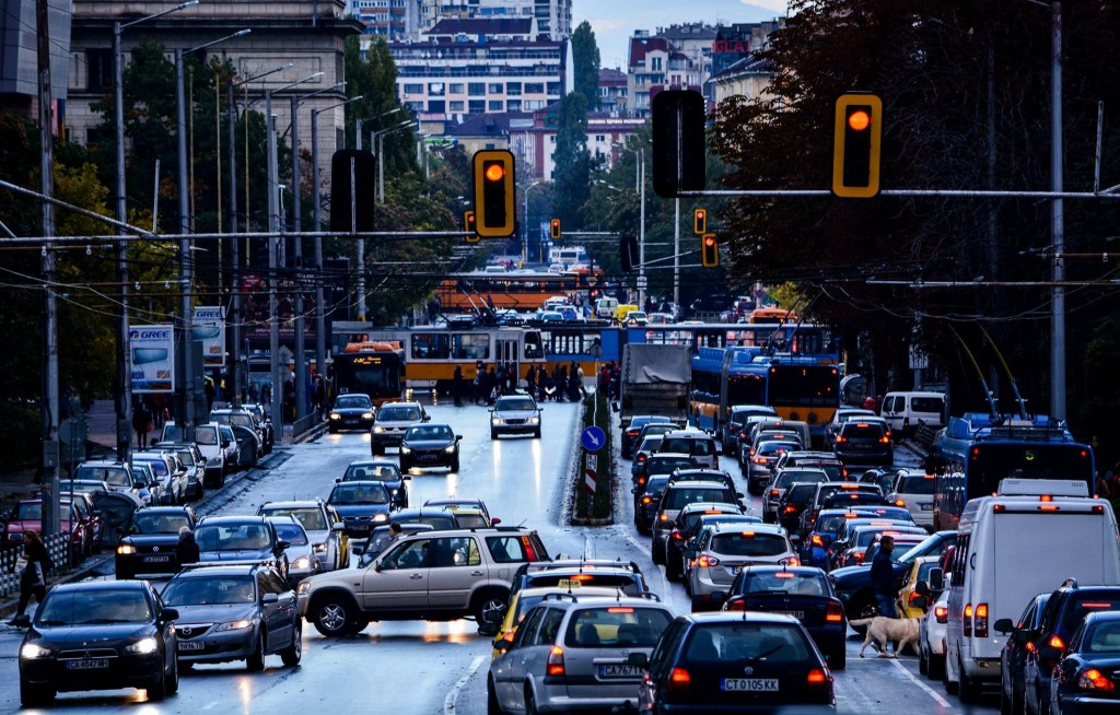 Sofia city traffic - photo | NORD Holding AD
