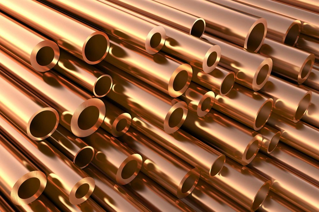Non-ferrous metals - Copper pipes | NORD Holding AD