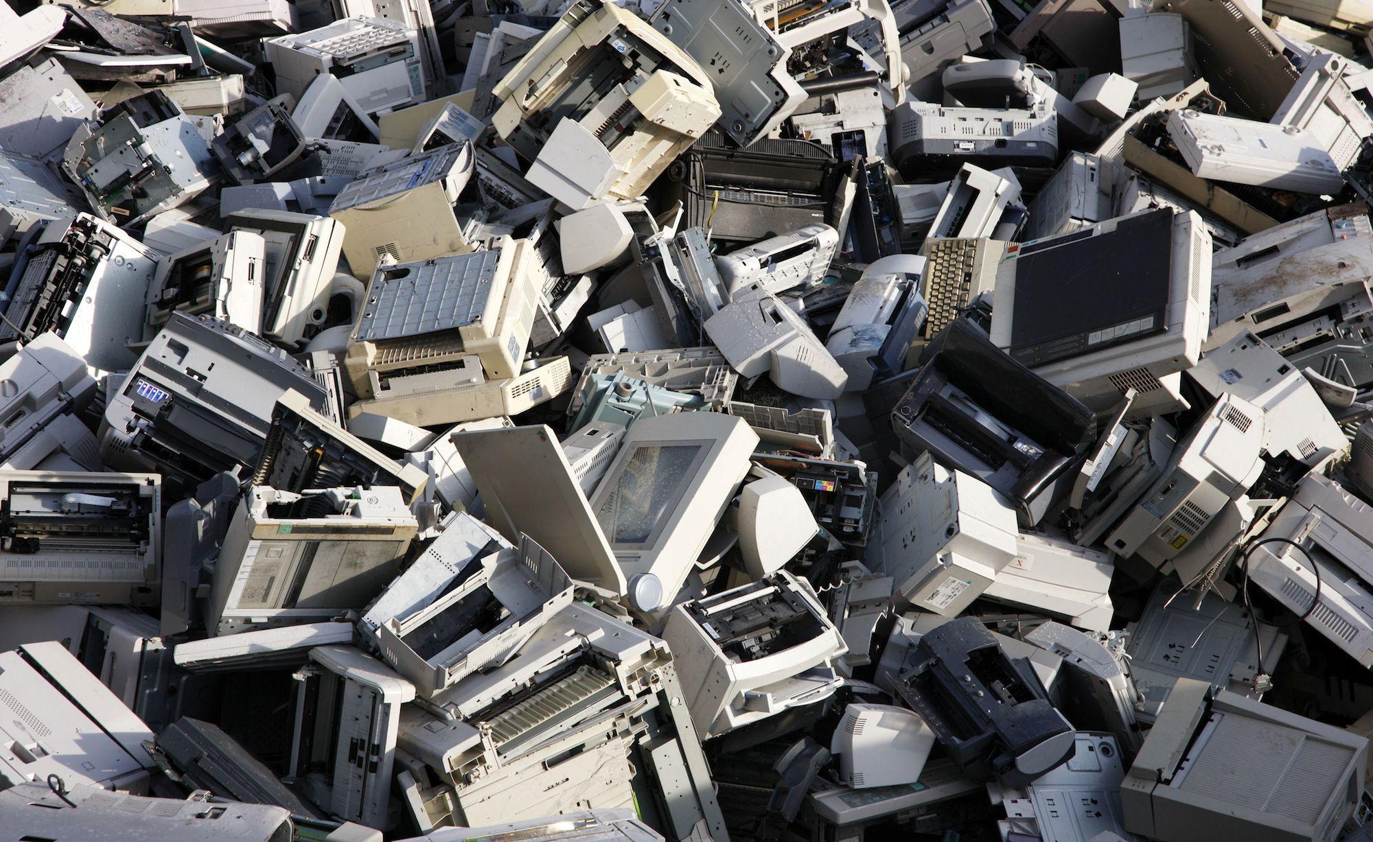 Рециклиране на черната техника у дома и влиянието й над околната среда