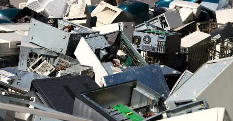 Recycling of brown goods | Nord Holding