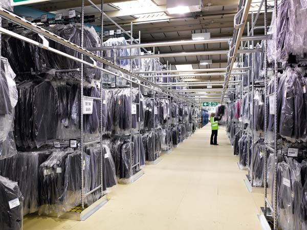 Clothing and textile recycle process | NORD Holding AD
