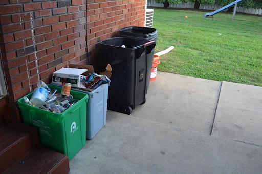 Поява на рециклиране на отпадъци