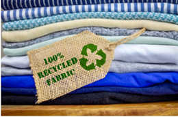 Is textile recycled?