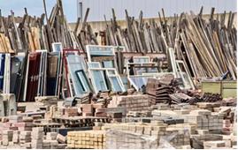 Рециклиране на строителни материали