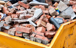 Recycling of construction materials