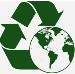 How to recycle radioactive materials without getting into the environment
