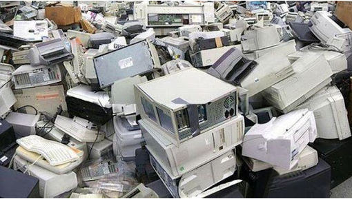 Why recycle our old unnecessary computer