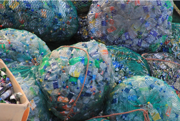 Which plastic cannot be recycled and why?