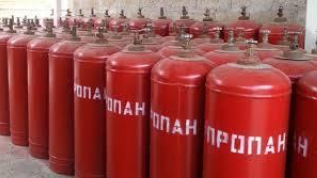 Recycling of methane and propane butane cylinders