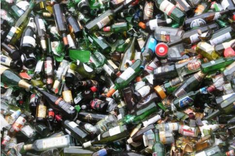 Рециклиране на бутилки за метан и пропан бутан
